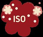 """Фірмові іконки Якість, ISO ТМ """"Ксенія"""""""