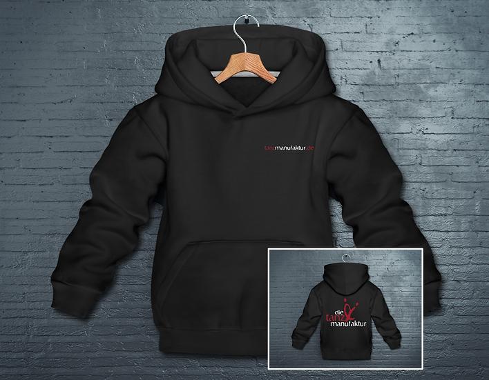 2018 opening kids hoodie schwarz