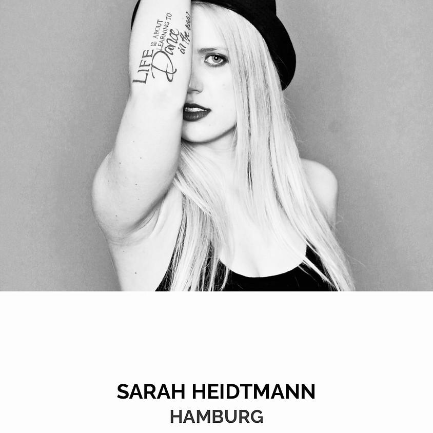 """""""afro hip hop """" mit sarah heidtmann"""