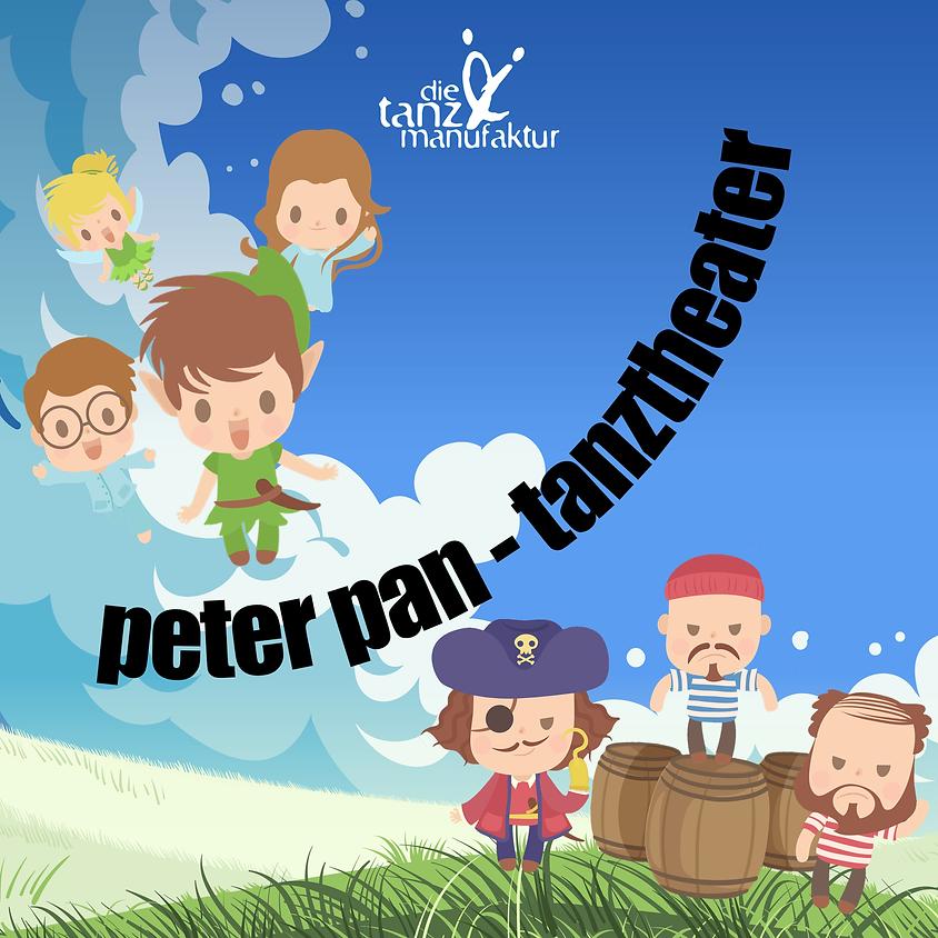 peter pan - tanztheater