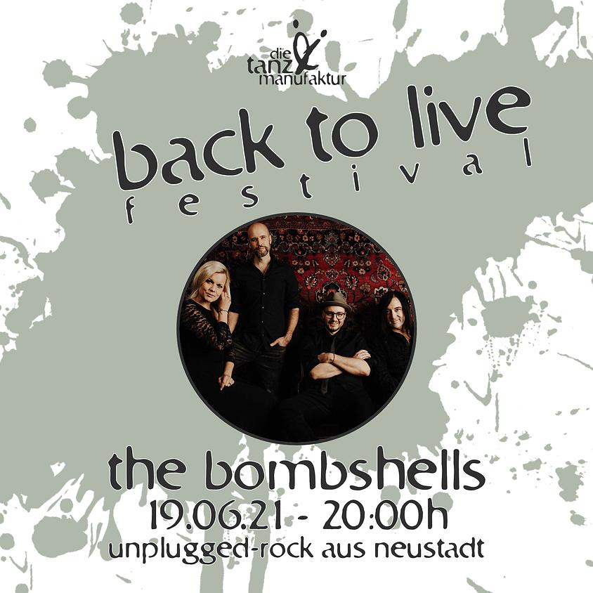 the bombshells - live & unplugged