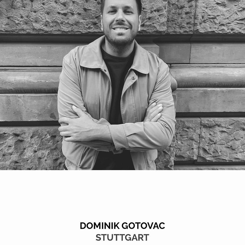 """commercial dance "" mit dominik gotovac"