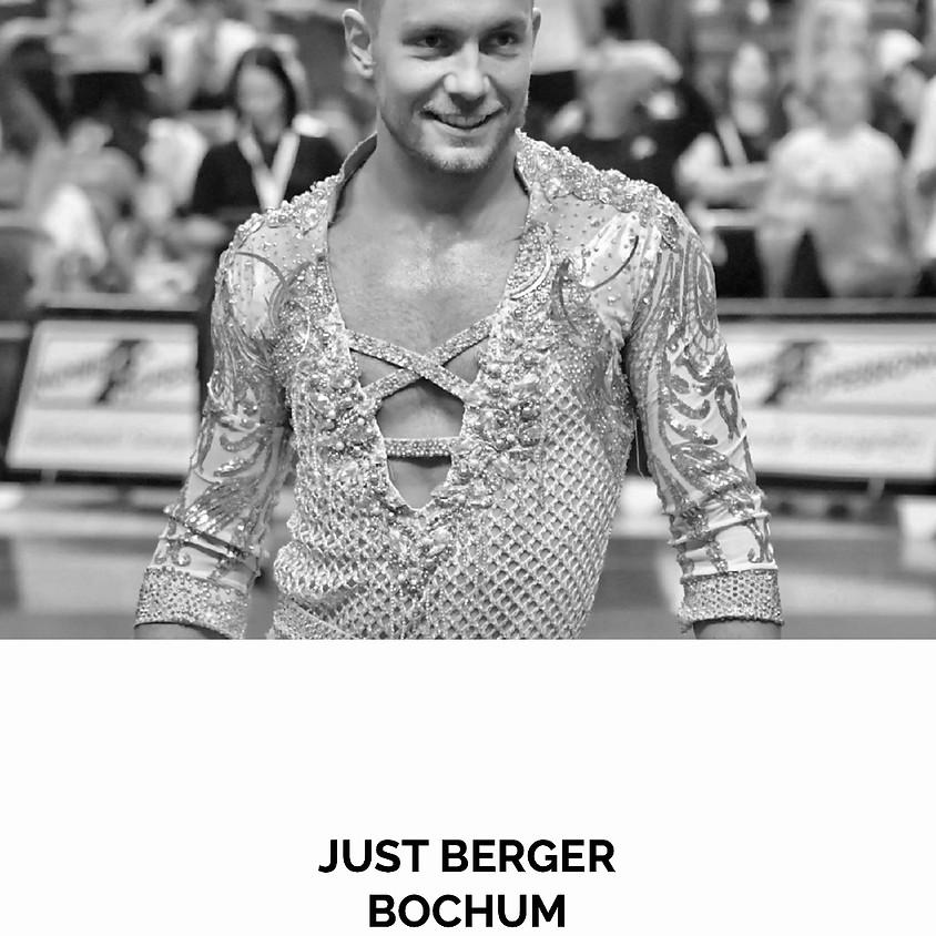 """disco dance"" mit just berger"