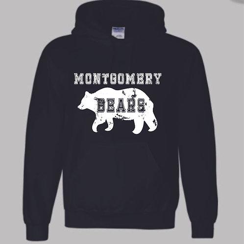 Montgomery Black Hoodie
