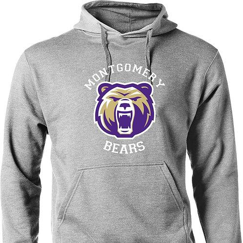 Grey Montgomery  Bears Hoodie
