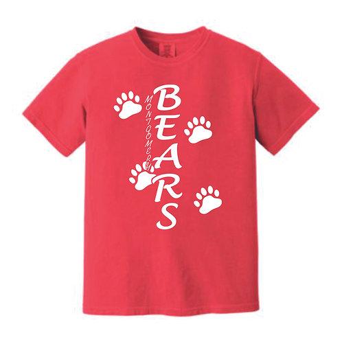 Girl Montgomery Bears T-Shirt