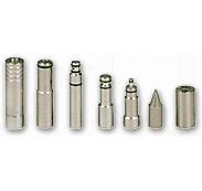 Lubricate Spray Nozzles