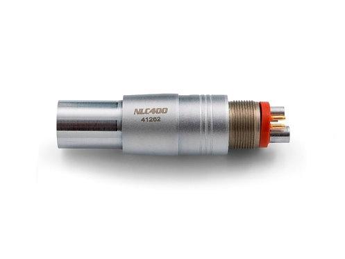 SABLE NSK Type NL400 Fiber Optic Coupler (specify halogen vs. LED bulb vs. 4 hol