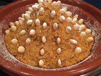 Arnadí de Calabaza for the New Year