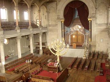 Bordeaux / Grande Synagogue