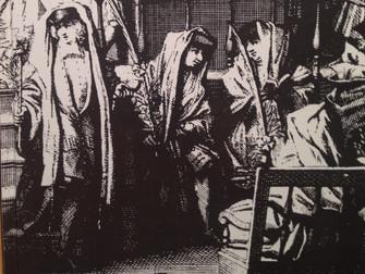 The Western Sephardi Talit