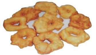 Burmuelos (Turkish donuts)