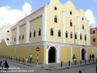 Shalom Says Hello from Curacao