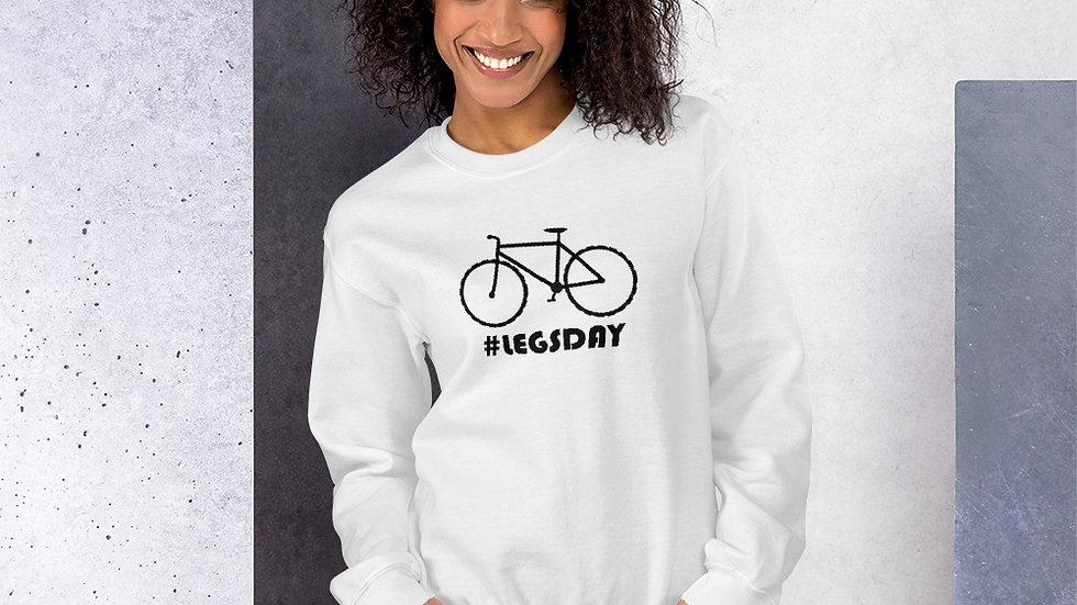 #LEGSDAY Unisex Sweatshirt