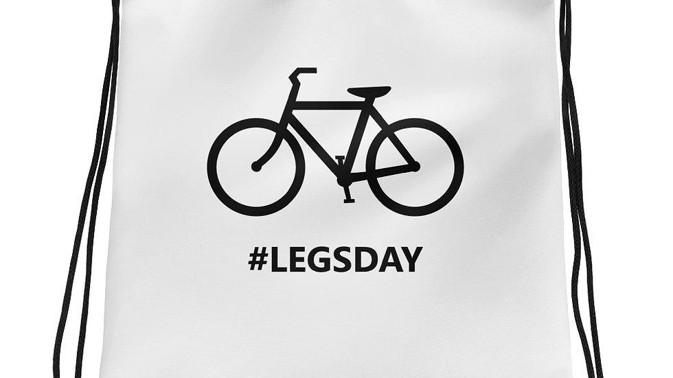 #LEGSDAY Drawstring bag