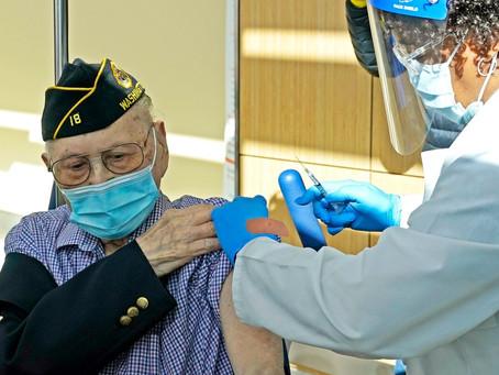 Vaccines for Veterans & Spouses