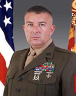 MGySgt Michael Reilly, USMC (Ret)