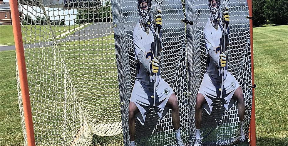 Flip Goalie Classic: 2 panels