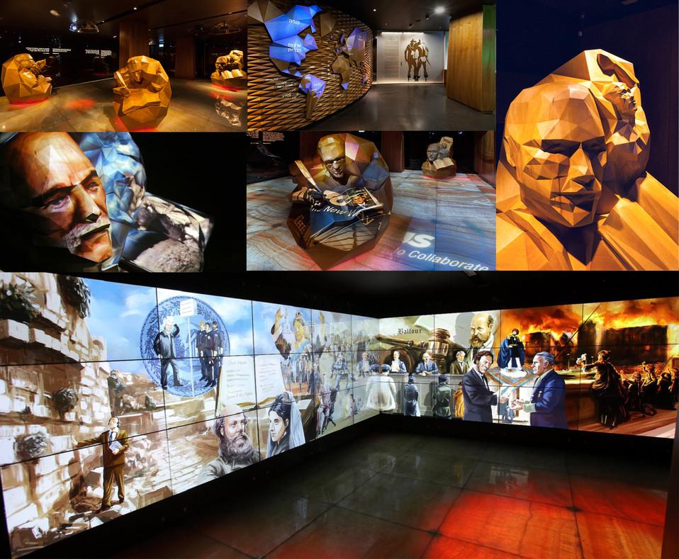 ZOA Museum - Sculptures