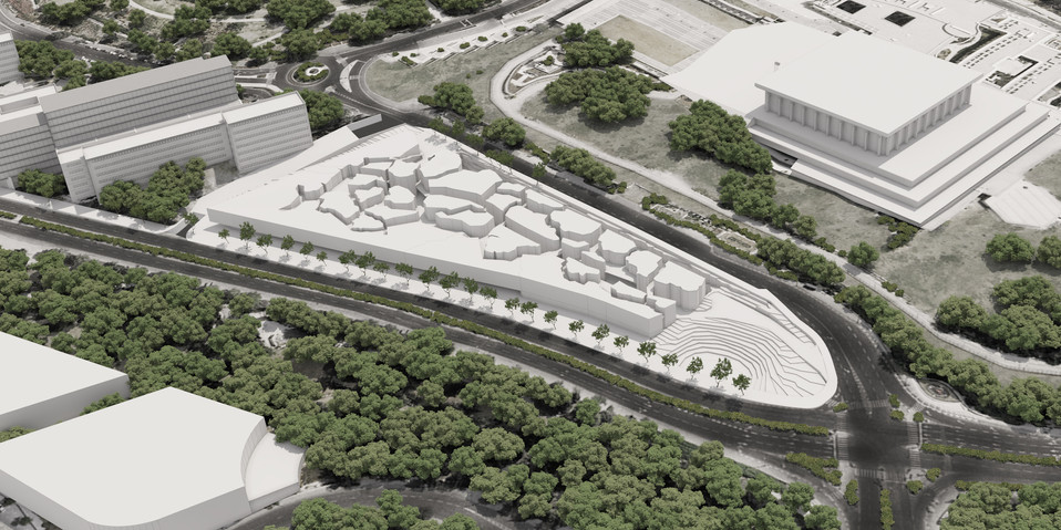 National Library of Israel - Proposal