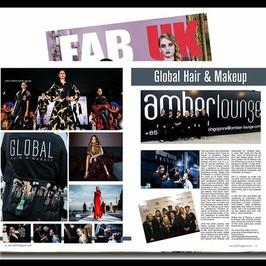 Editorial Fab UK Magazine