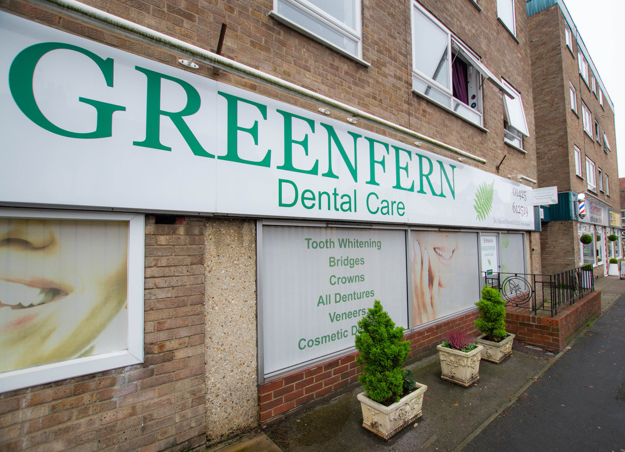 Greenfern Dental Care practice