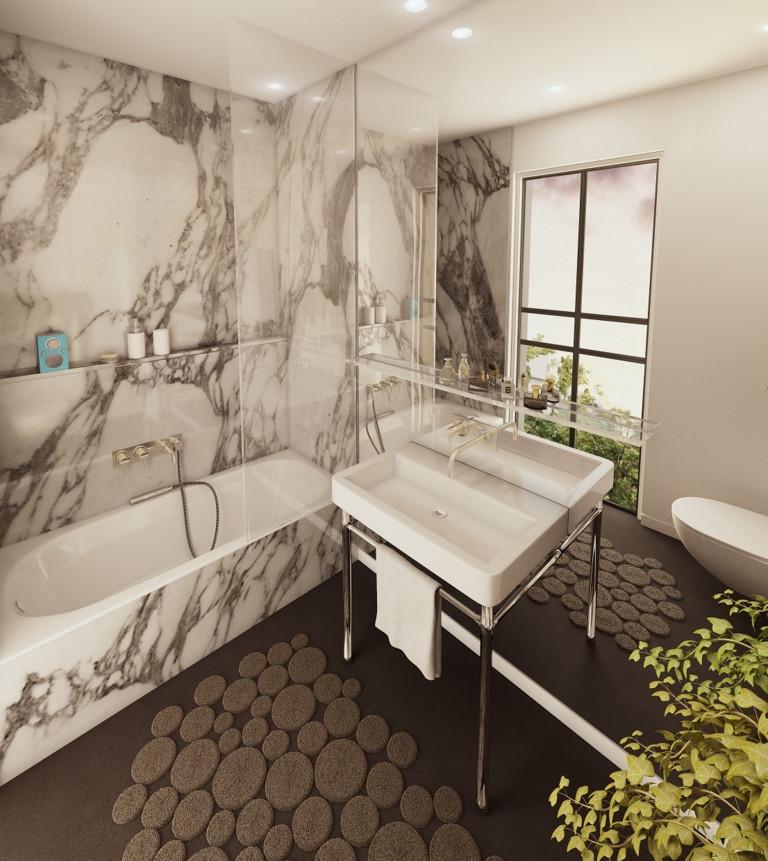 App 6 - Bathroom