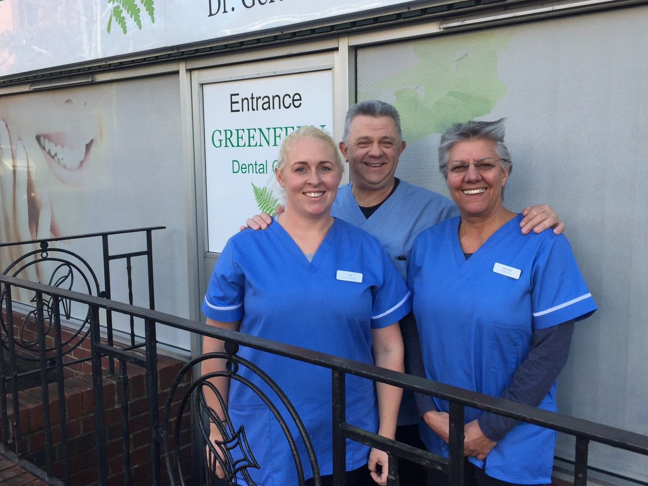 The Greenfern Dental Care Team