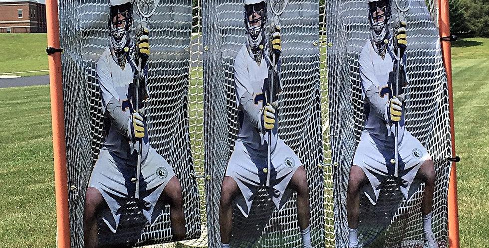 Flip Goalie Classic: 3 panels - FREE shipping