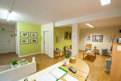 Greenfern Dental Care Interior