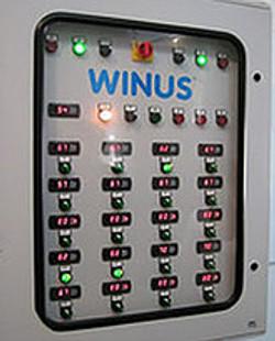 winus temperature system