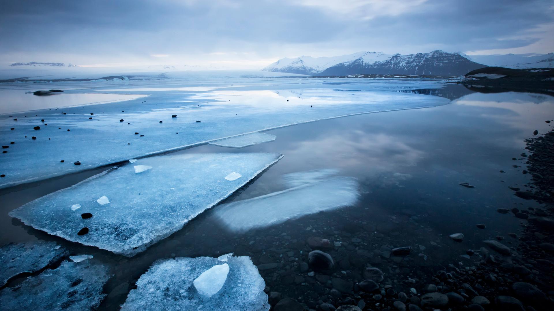 A Frozen World