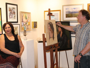 Featured Artist for the Huntington Arts Council 54th Annual Meeting
