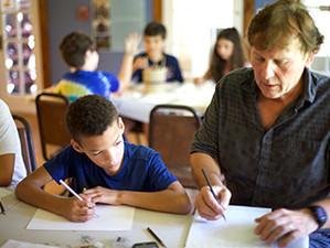 Kids Art Summer Program At Smithtown Historical Society