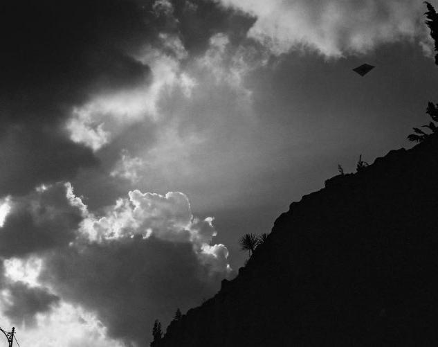 Kite Flyiing In Java