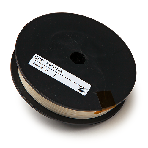Fiberglass filament - 50cm3 spool