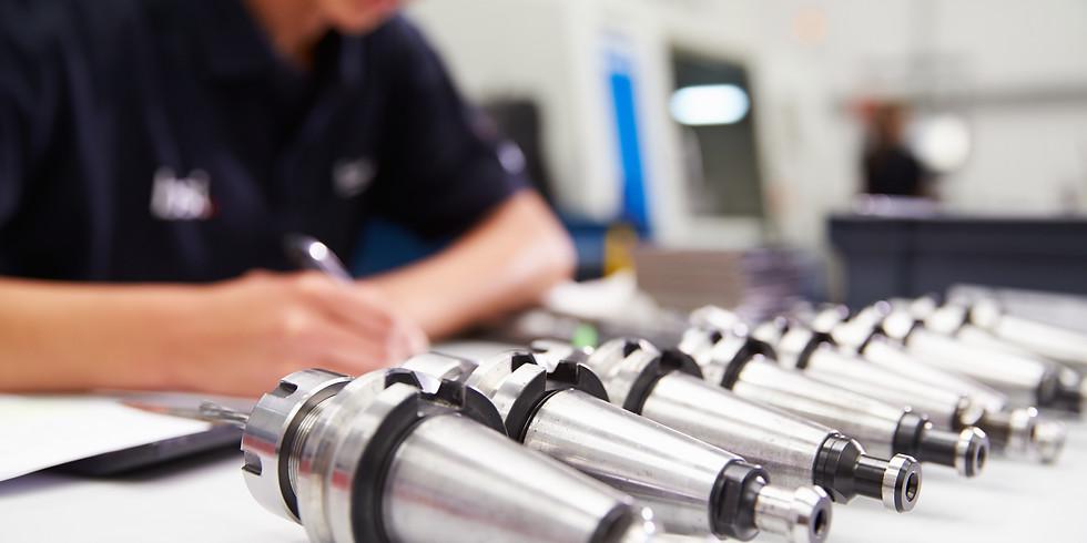 Webinar - CAMS CNC Machining