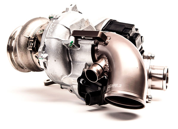 Stage 3 big turbo kit by RacingLine