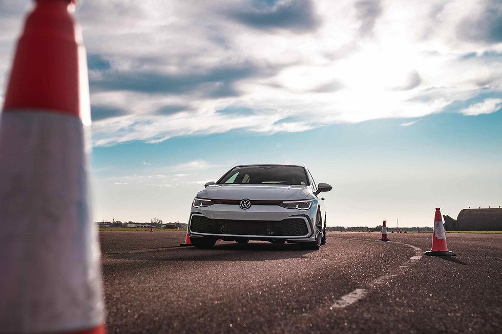 VW Golf 8 Tuning