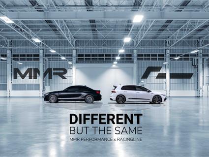 MMR PERFORMANCE JOINS RACINGLINE