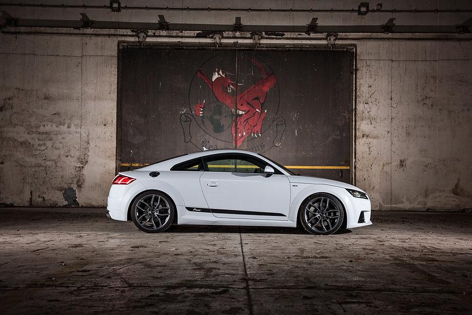 Audi TT DSG tuning