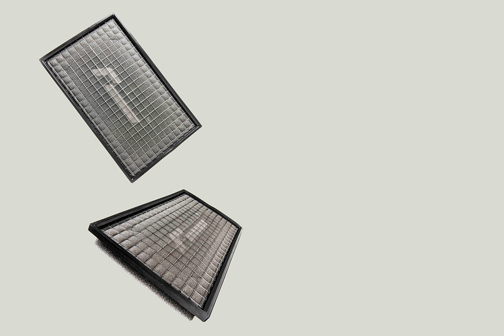 Golf R air filter