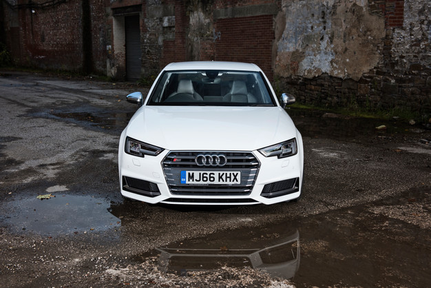 Our first impressions of our new B9 S4 development car