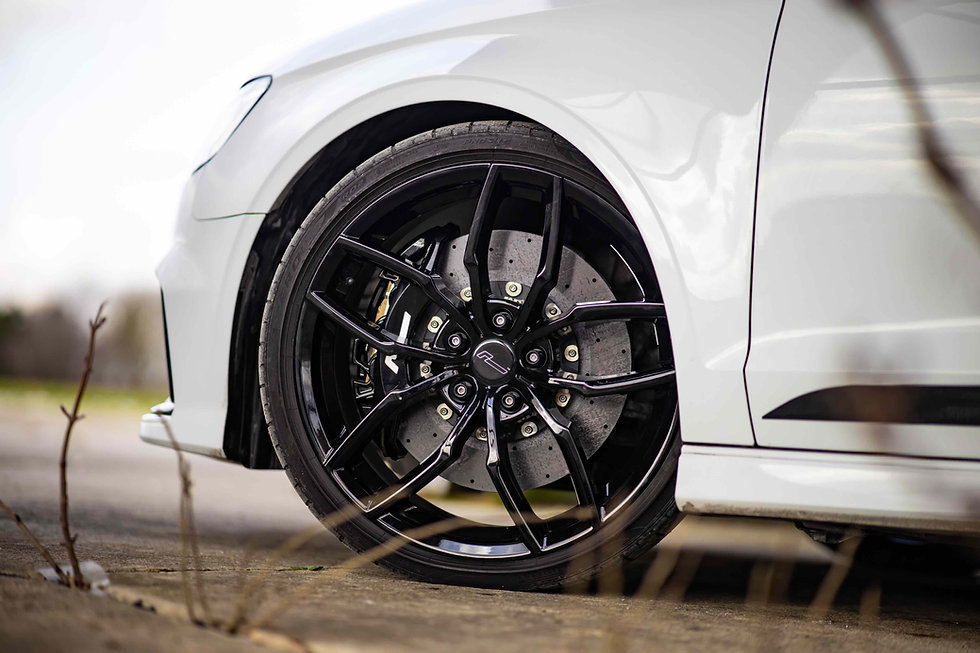 Audi RS3 Carbon Ceramic CCM Brake Kit
