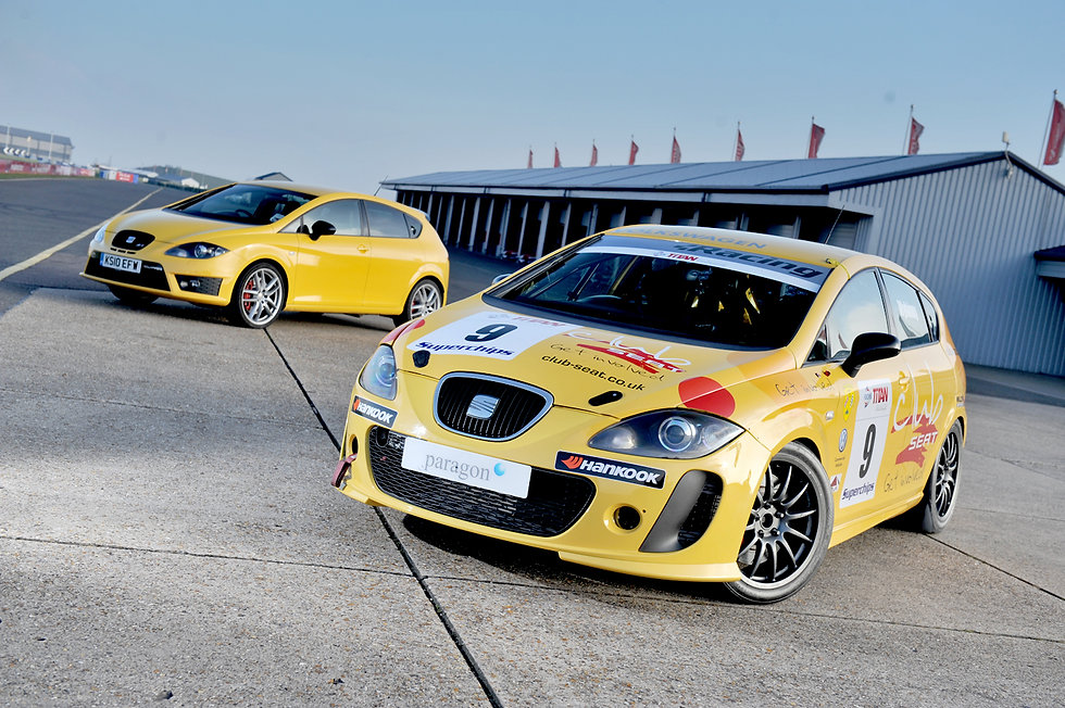 Seat Leon Cupra MK2 Tuning