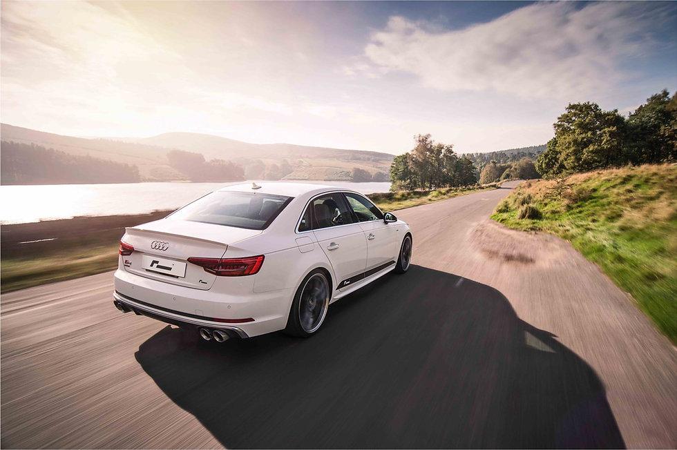 Audi S4 B9 performance tuning remap