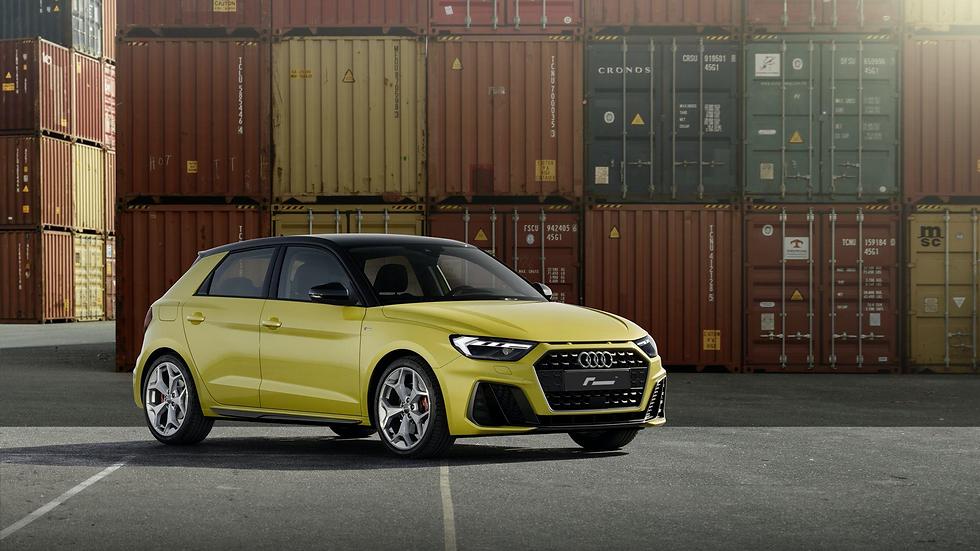 Audi A1 GB Tuning