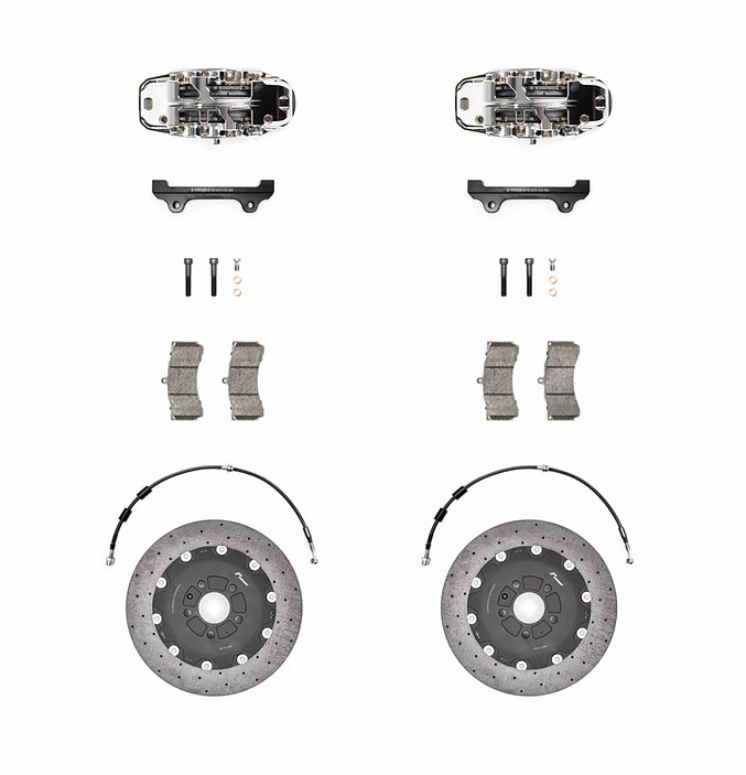 RacingLine 3+ CCM brake kit upgrade