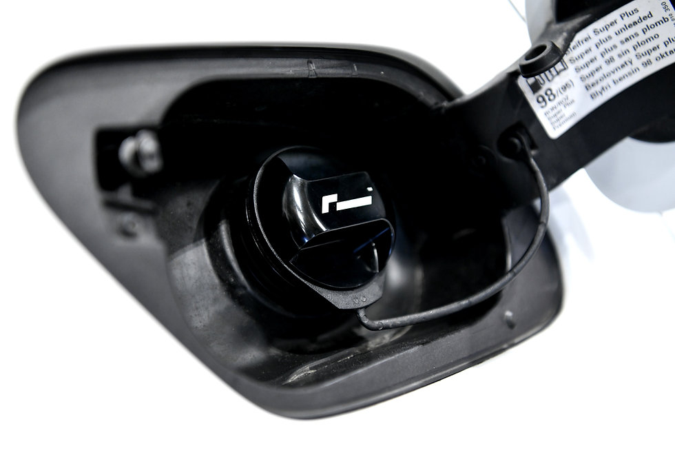 Fuel cap for Golf 7 GTI and R