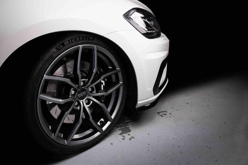Big Brake Kit Upgrade for VW Polo, Ibiza Curpa, Audi S1